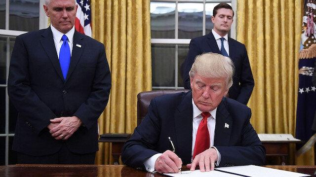 Trump skandal Golan kararını yarın imzalayacak
