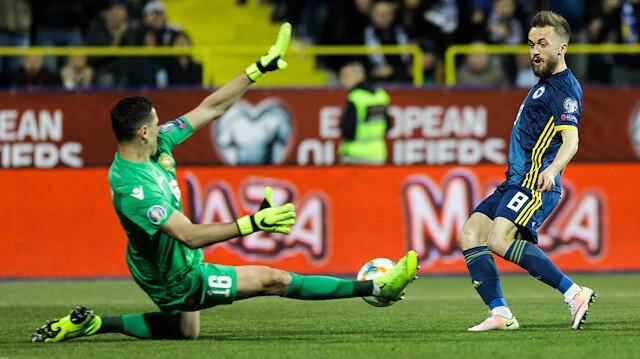 Bosna Hersek'i Süper Lig'de forma giyen oyuncuları taşıdı