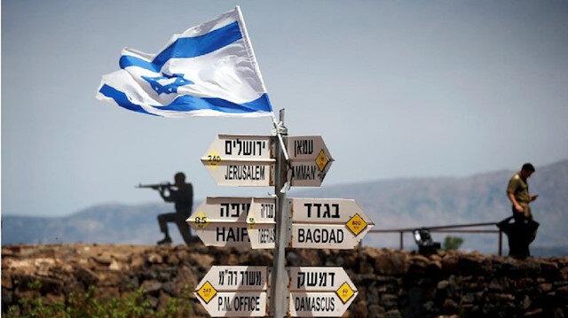 Rejim hiçbir zaman Golan'ı geri almak istemedi