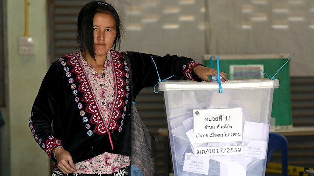 Thais head to polls for long-awaited general elections