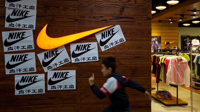 Nike fined $14 mln for blocking cross-border sales of soccer merchandise