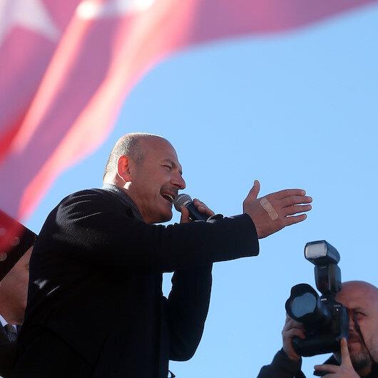 Soylu: Gezi olaylarında bu ülkenin başbakanına ültimatom verdiler