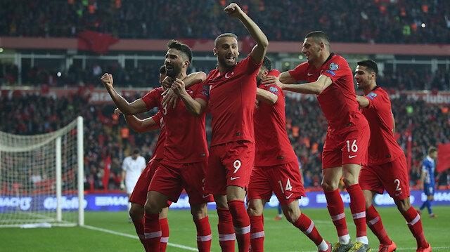 Türkiye-Moldova: 4-0