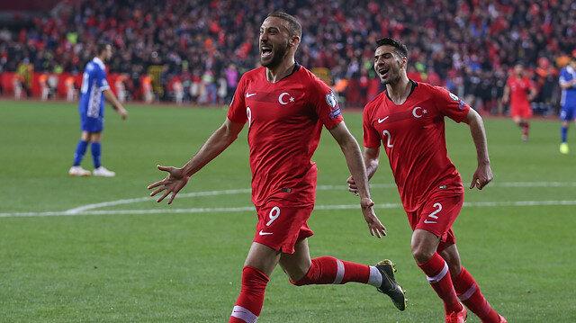 Türkiye 4-0 Moldova (Özet ve goller)