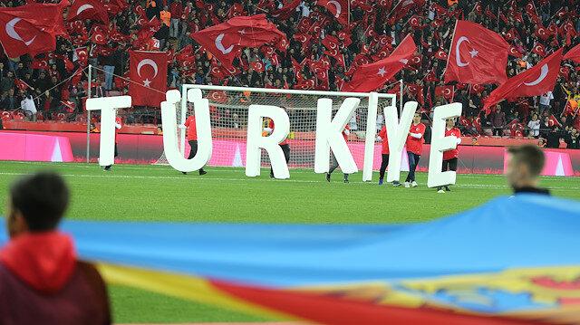 Türkiye-Fransa maçının stadı belli oldu