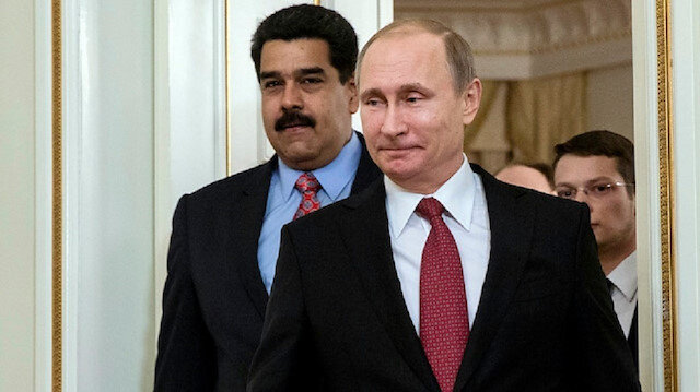 Russia sends 35 tonnes of material, nearly 100 troops to Venezuela