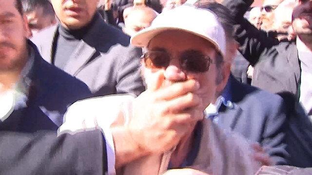 Mansur Yavaş'ı protesto eden vatandaşa linç girişimi