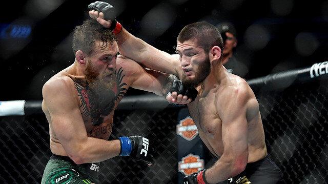 McGregor dövüşü bıraktı
