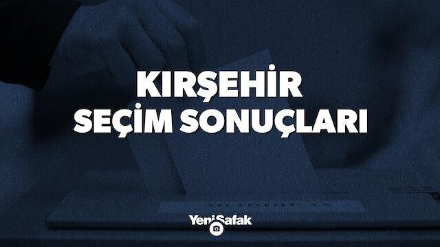 Kırşehir seçim sonuçları.