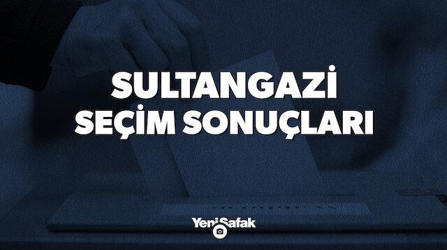 İstanbul Sultangazi Yerel Seçim Sonuçları