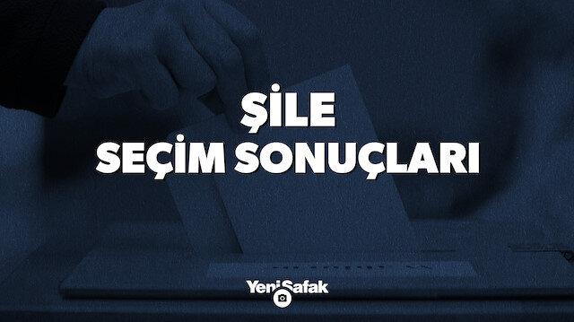İstanbul Şile Yerel Seçim Sonuçları