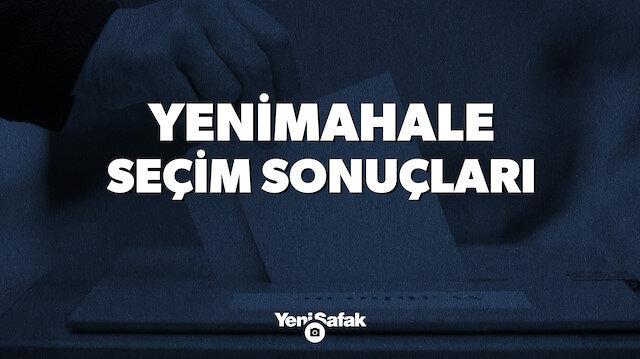 Ankara Yenimahalle Yerel Seçim Sonuçları