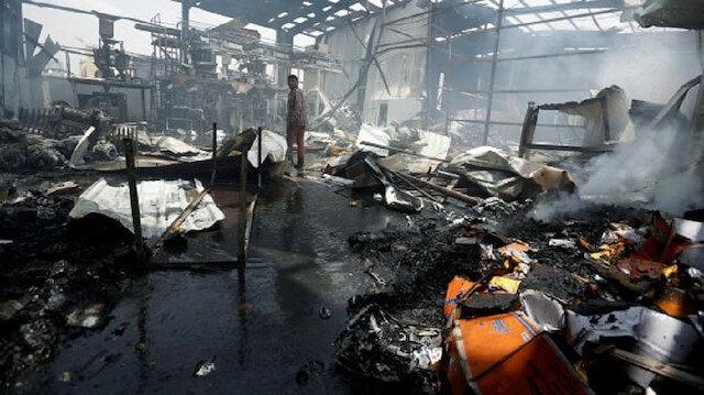 Yemen'de hastaneye hava saldırısı: 7 kişi öldü