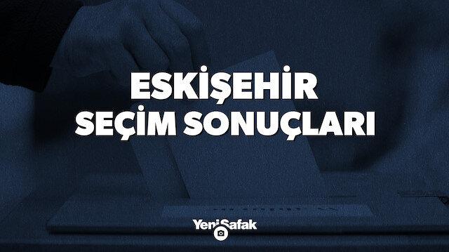Eskişehir seçim sonuçları.