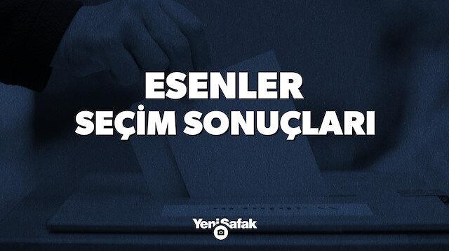 İstanbul Esenler Yerel Seçim Sonuçları