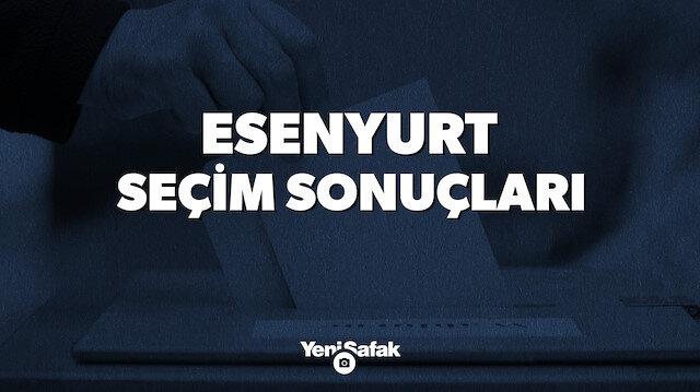 İstanbul Esenyurt Yerel Seçim Sonuçları