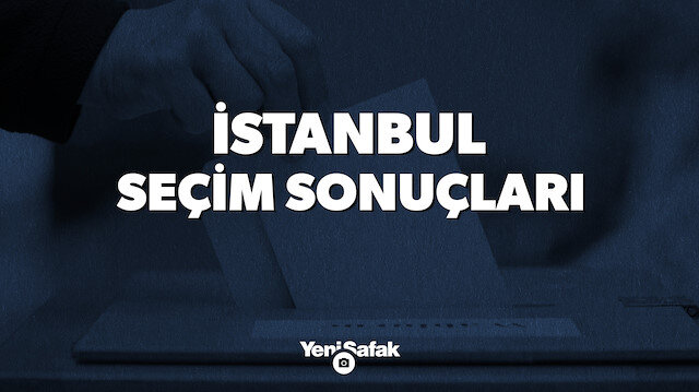İstanbul Belediye Başkanlığı Yerel Seçim Sonuçları canlı