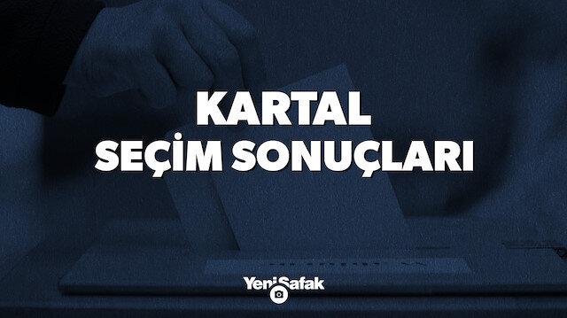 İstanbul Kartal Yerel Seçim Sonuçları