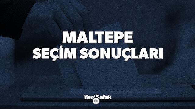 İstanbul Maltepe Yerel Seçim Sonuçları