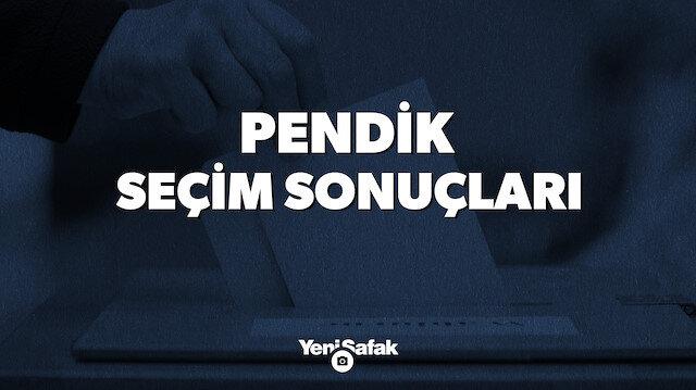 İstanbul Pendik Yerel Seçim Sonuçları