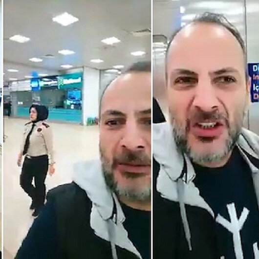 Başörtülülere nefret kusan Bülent Kökoğlu gözaltında