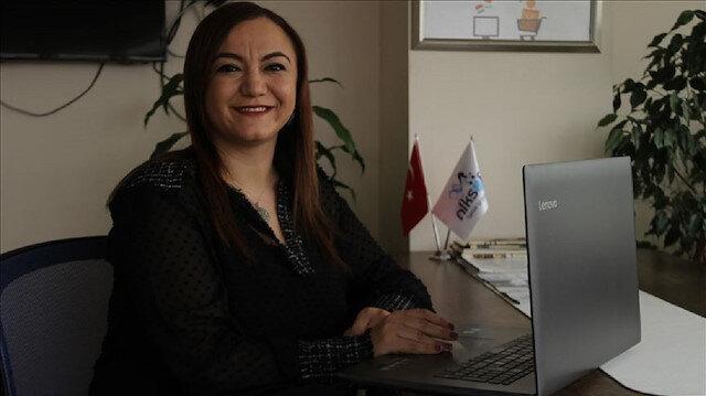 Gaziantepli kadın girişimci Nalan Kurt