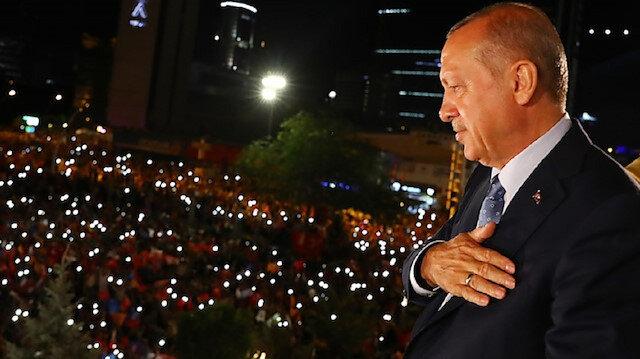  كلمة الرئيس التركي رجب طيب أردوغان من العاصمة أنقرة عقب الإعلان عن النتائج الأولية للانتخابات المحلية  