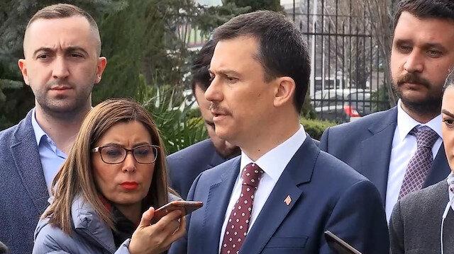 AK Parti Genel Sekreteri Şahin: İtirazlarımızı ilçe seçim kurullarına sunacağız