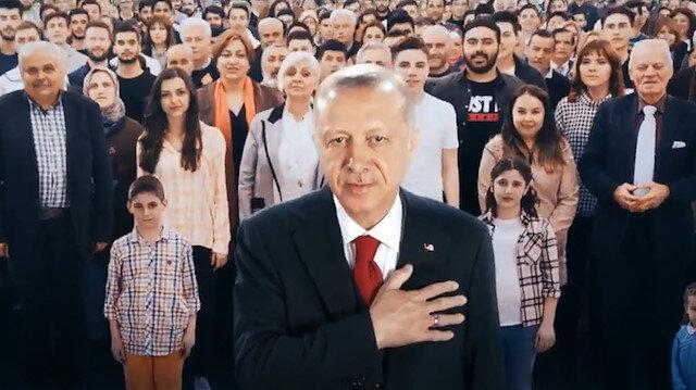 AK Parti'den 'Teşekkürler Türkiye' klibi