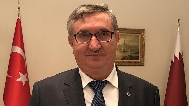 File photo: Ambassador Fikret Özer