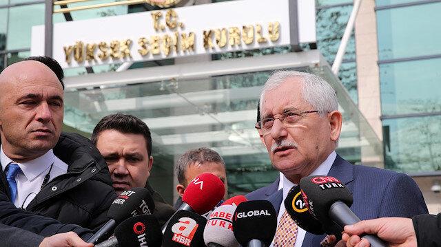 YSK Başkanı'ndan yeni seçim açıklaması
