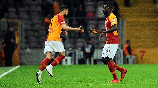 Diagne oyundan çıkarken Galatasaraylılar tarafından ıslıklandı.