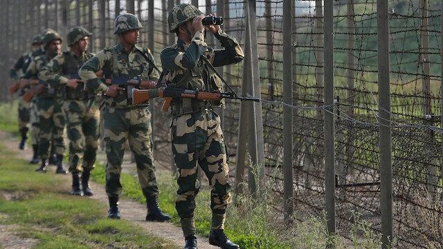 Pakistan Hindistan Sınırında Gerginlik 7 ölü