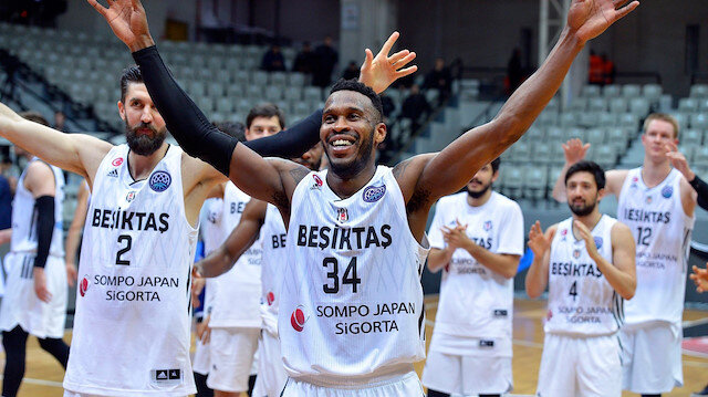 Beşiktaş basketbol takımı antrenmana çıkmadı