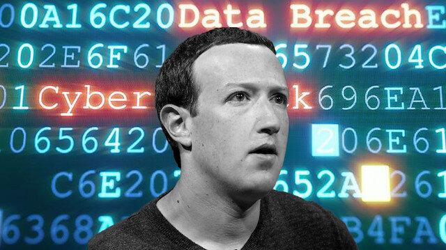 Facebook CEO'su Mark Zuckerberg.