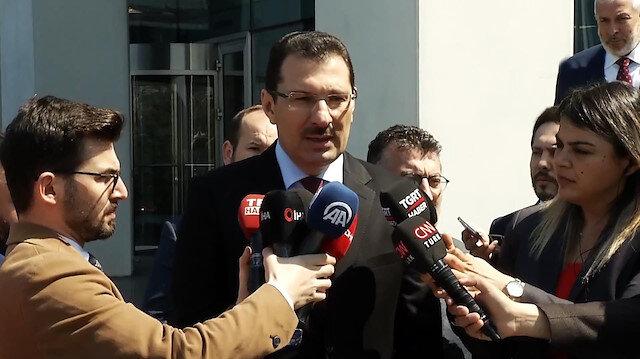 İstanbul için iptal başvurusu yok