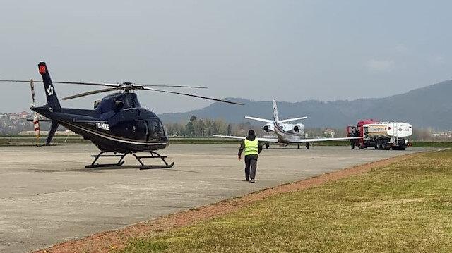 Zonguldak Havalimanı'nda test uçuşları çalışması tamamlandı