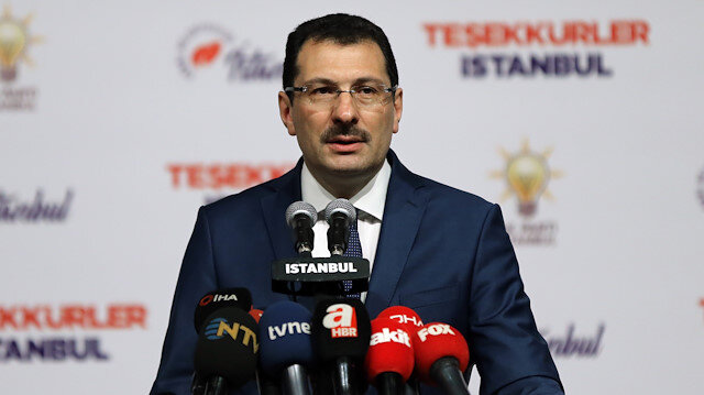 İstanbulda tüm oylar sayılsın başvurusu