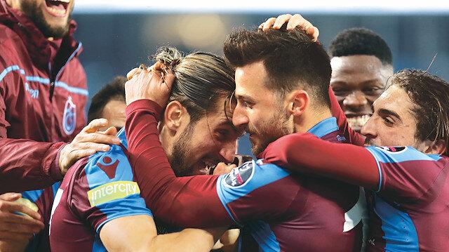 Trabzonspor, bu sezon altyapıdan 11 oyuncuya forma verdi.