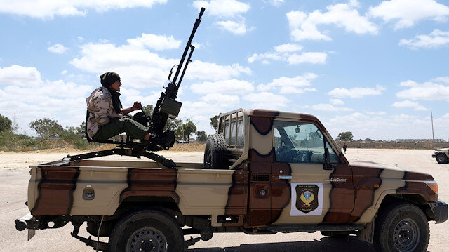 Rival Libyan forces say they have captured Tripoli airport