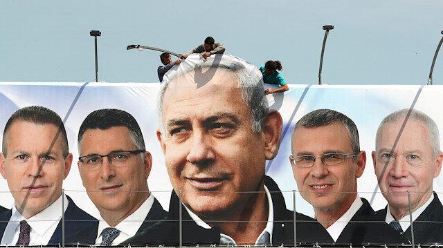 Yolsuzluklarıyla gündeme gelen Netanyahu için kritik seçim