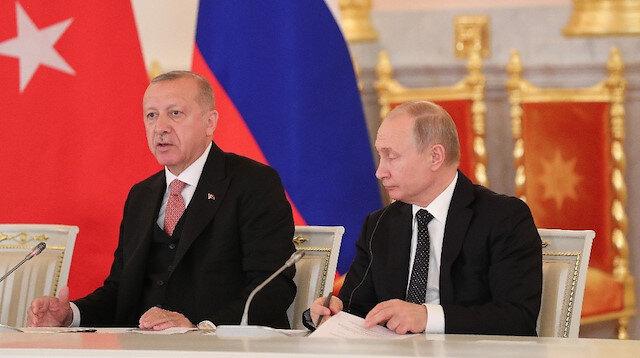 Cumhurbaşkanı Erdoğan: İdlib Suriye'nin can damarlarından biri