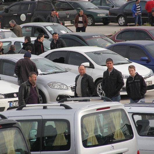 Ucuz araç tuzağı: Anlayana dayak attılar