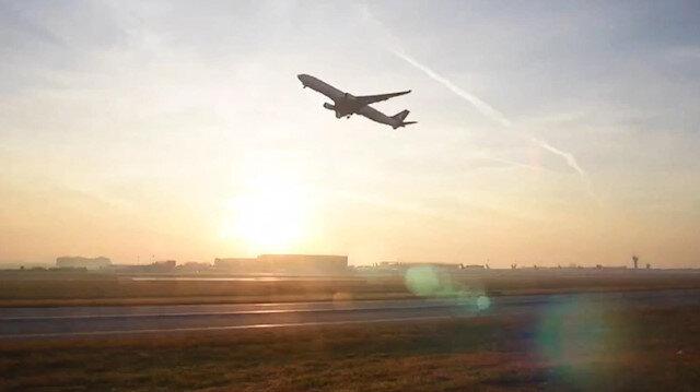 TAVdan Atatürk Havalimanına veda filmi