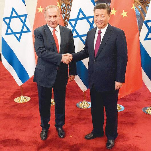Çin'in arka kapısı: İsrail