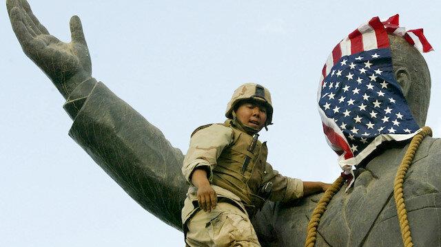 ABD 16 yıl önce bugün Bağdata girdi