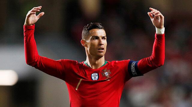 Cristiano Ronaldo'nun ismi tarihe stada verilecek