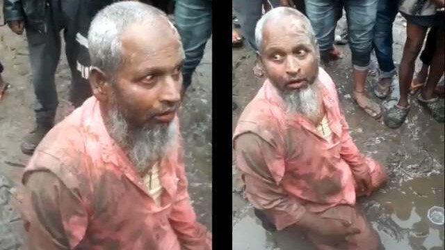 İnek eti satan Müslüman'a saldırı