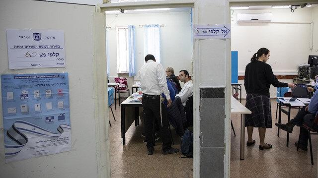 İsrail'de seçimler başa baş