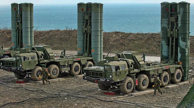Rusya'dan dikkat çeken S-400 mesajı